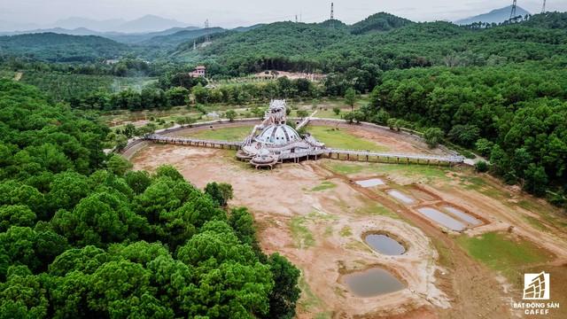 Cận cảnh dự án công viên lạ 15 năm bỏ hoang ở Huế bỗng dưng hút khách nước ngoài - Ảnh 12.