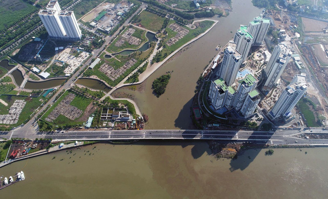 Những dự án hạ tầng giao thông lớn tại Tp.HCM mới hoàn thành khiến giá nhà đất xung quanh tăng đột biến - Ảnh 2.