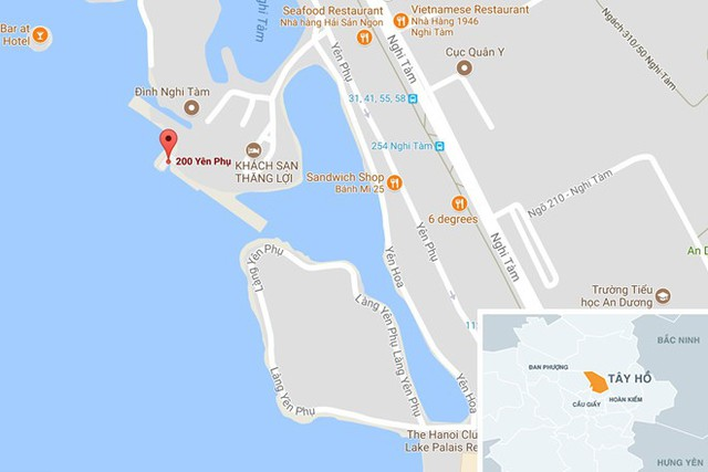 Hà Nội điều chỉnh quy hoạch công viên Hello Kitty để dự trù triển khai trên đất vàng Tây Hồ - Ảnh 1.