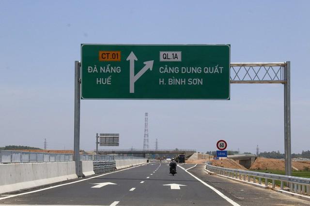Ngắm cao tốc hơn 34.500 tỉ đầu tiên ở miền Trung - Ảnh 17.