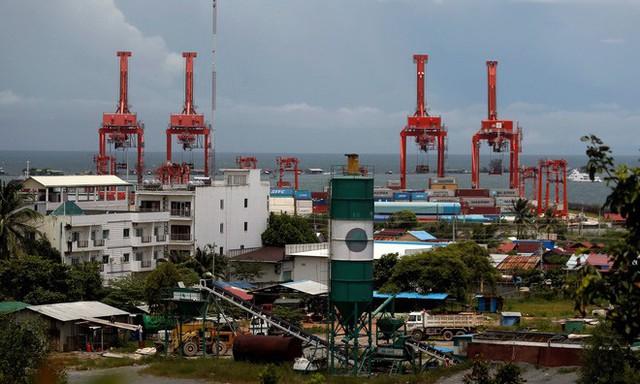 Trung Quốc đã dùng tiền Hán hóa thành phố cảng quan trọng của Campuchia như thế nào? - Ảnh 2.