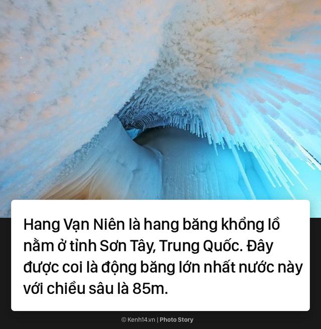 Trung Quốc: Hang động băng giá không bao giờ tan chảy dù trong mùa hè nắng nóng - Ảnh 1.