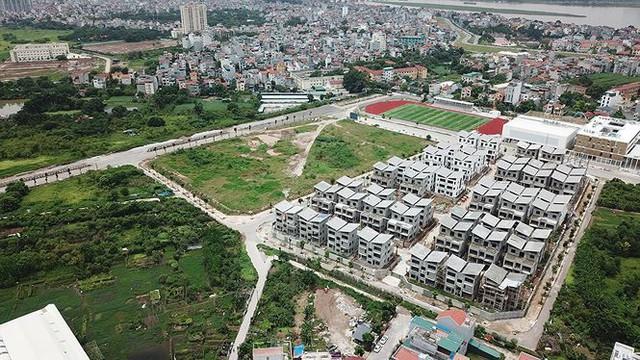 Ngổn ngang tuyến đường đổi bằng 180 ha đất vàng ở Hà Nội   - Ảnh 11.