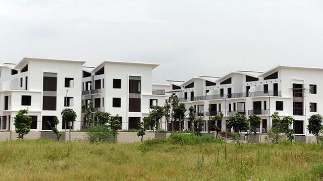 Ngổn ngang tuyến các con phố đổi bằng 180 ha đất vàng ở Hà Nội - Ảnh 12.