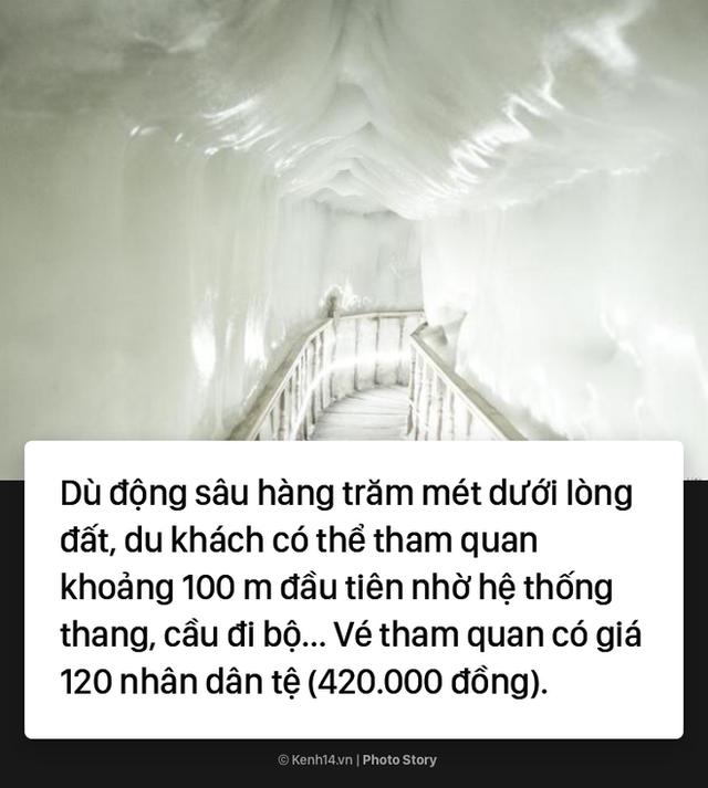 Trung Quốc: Hang động băng giá không bao giờ tan chảy dù trong mùa hè nắng nóng - Ảnh 7.