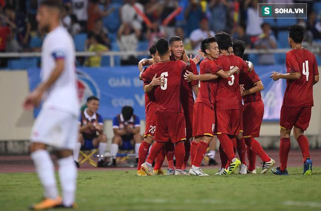 U23 Việt Nam sẽ lại thăng hoa trên Mỹ Đình nhờ nước cờ táo bạo của thầy Park? - Ảnh 1.