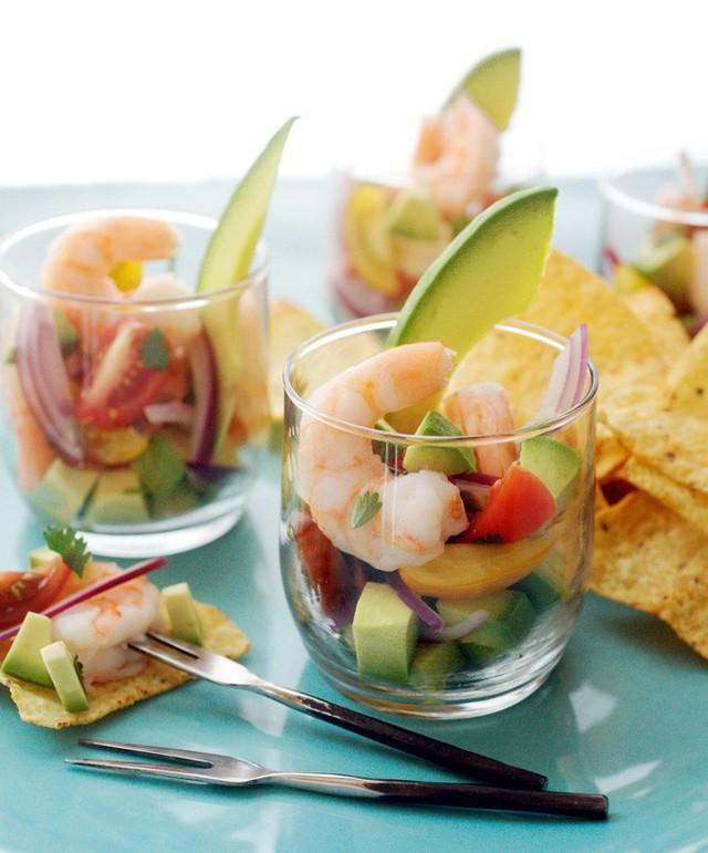 Độc đáo Ceviche - món cocktail hải sản tươi mát của các nước Mỹ Latin - Ảnh 1.