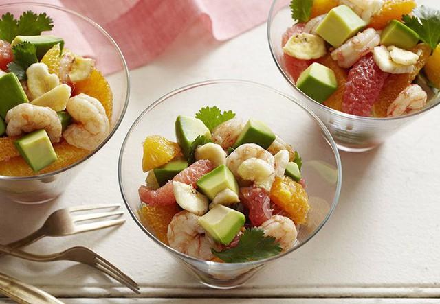 Độc đáo Ceviche - món cocktail hải sản tươi mát của các nước Mỹ Latin - Ảnh 2.