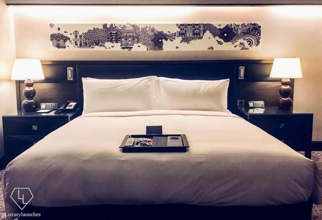 Đến với khách sạn cao cấp Fairmont, bạn có thể thu trọn Singapore trong tầm mắt - Ảnh 2.