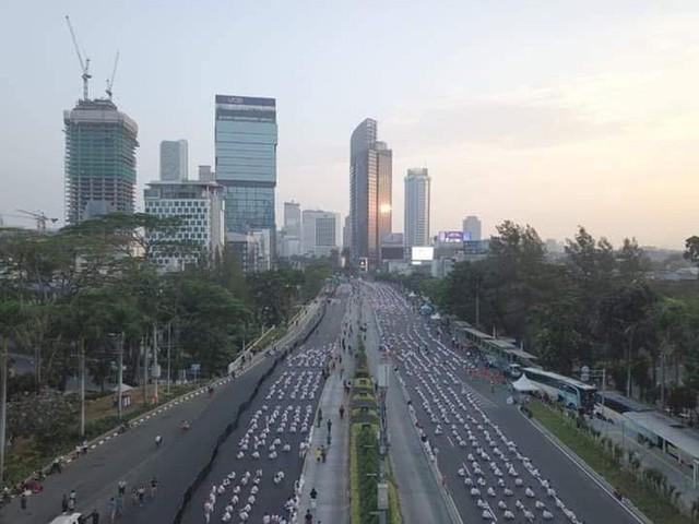 Indonesia thiết lập kỷ lục guiness khi tổ chức khai mạc Asiad - Ảnh 12.