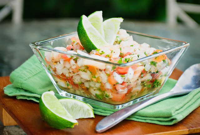 Độc đáo Ceviche - món cocktail hải sản tươi mát của các nước Mỹ Latin - Ảnh 3.