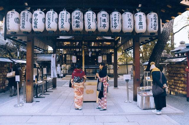 Bộ ảnh ở Kyoto này sẽ cho bạn thấy một Nhật Bản rất khác: Bình yên, dịu dàng và đẹp như những thước phim điện ảnh - Ảnh 21.