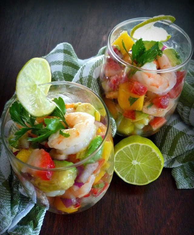 Độc đáo Ceviche - món cocktail hải sản tươi mát của các nước Mỹ Latin - Ảnh 5.