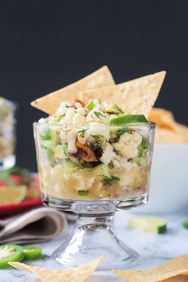 Độc đáo Ceviche - món cocktail hải sản tươi mát của các nước Mỹ Latin - Ảnh 7.