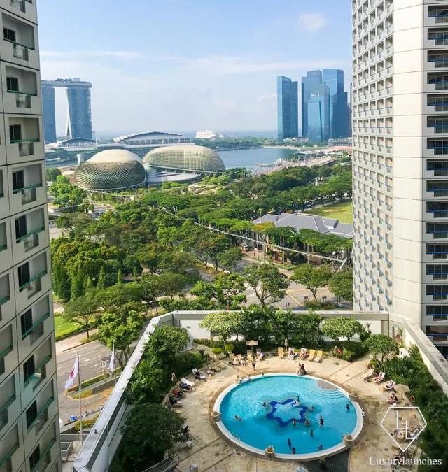 Đến với khách sạn cao cấp Fairmont, bạn có thể thu trọn Singapore trong tầm mắt - Ảnh 8.