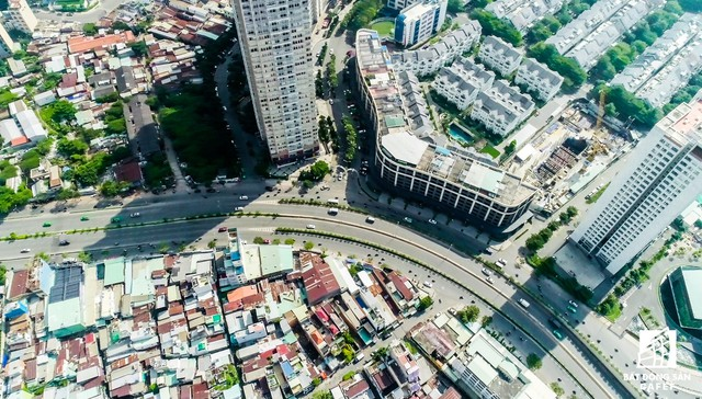 Toàn cảnh đô thị trung tâm Sài Gòn nhìn từ đỉnh tòa nhà cao nhất Việt Nam - Ảnh 17.