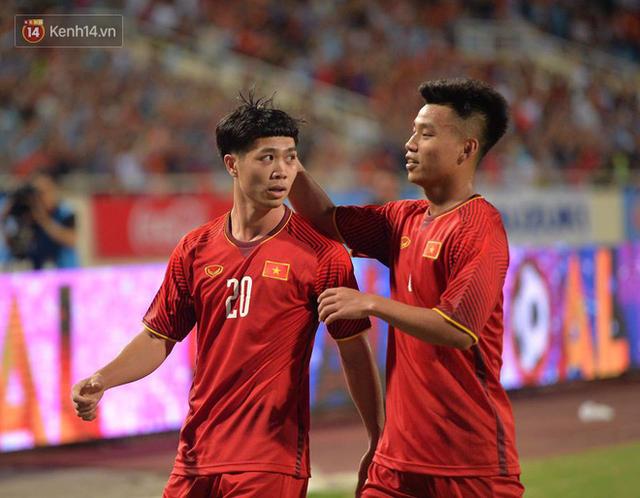 U23 Việt Nam được thưởng hơn 1 tỷ đồng với chức vô địch giải Tứ hùng 2018 - Ảnh 1.