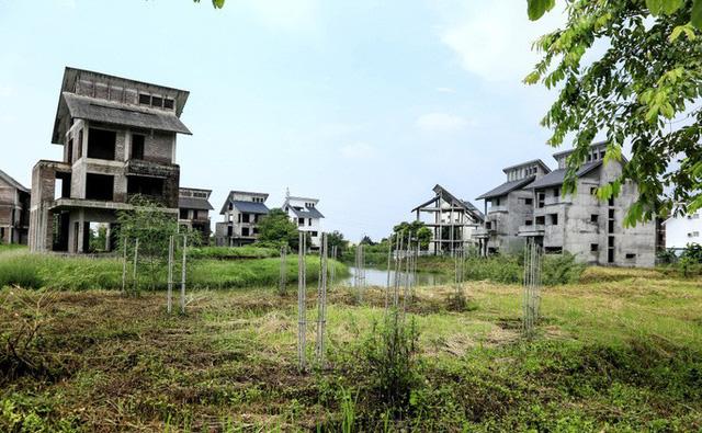 Cận cảnh dự án biệt thự 2.000 tỉ đồng bỏ hoang của Lã Vọng - Ảnh 11.