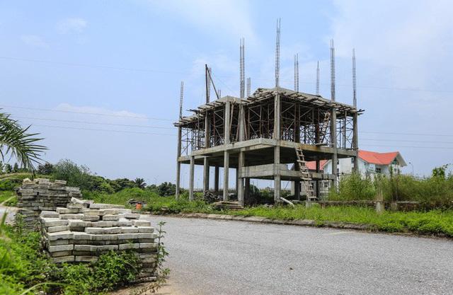 Cận cảnh dự án biệt thự 2.000 tỉ đồng bỏ hoang của Lã Vọng - Ảnh 5.