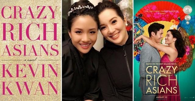 Nữ diễn viên siêu giàu đóng phim về giới siêu giàu châu Á là ai? - Ảnh 2.