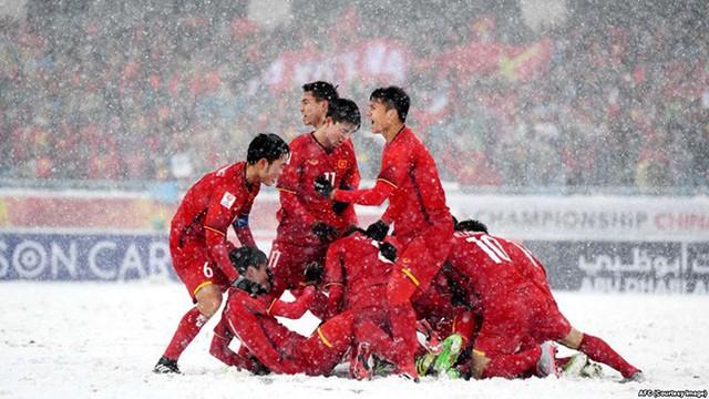 U23 Việt Nam - U23 Uzbekistan: Hoài niệm cơn bão tuyết ở Thường Châu - Ảnh 2.