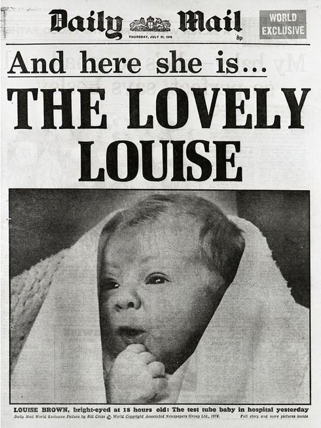 Em bé ống nghiệm đầu tiên trên thế giới: Từng là ca sinh nở được chờ đợi hơn 2000 năm, tuổi 40 chọn cuộc sống giản dị bên chồng con - Ảnh 2.