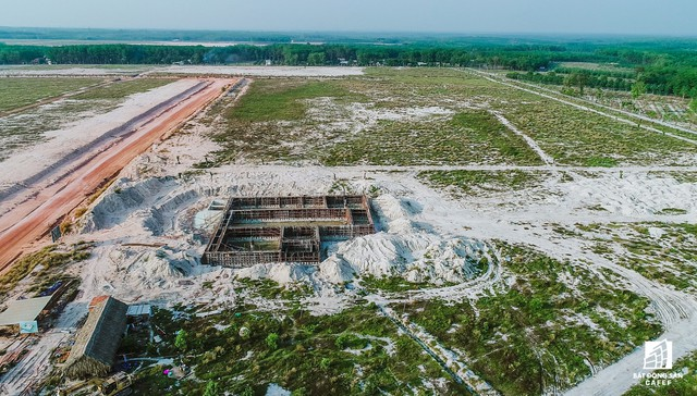 Dự án gần 1 tỷ USD của Becamex ở Bình Phước hiện giờ ra sao? - Ảnh 20.