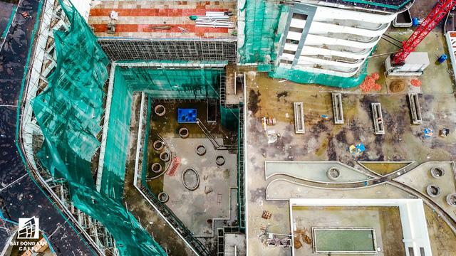 Cận cảnh tiến độ xây dựng dự án bệnh viện 5.800 tỷ đồng, hiện đại bậc nhất tại khu Đông (Tp.HCM) - Ảnh 14.