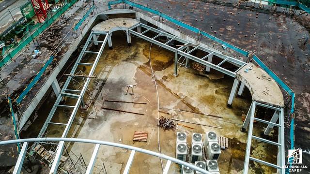 Cận cảnh tiến độ xây dựng dự án bệnh viện 5.800 tỷ đồng, hiện đại bậc nhất tại khu Đông (Tp.HCM) - Ảnh 17.
