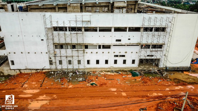 Cận cảnh tiến độ xây dựng dự án bệnh viện 5.800 tỷ đồng, hiện đại bậc nhất tại khu Đông (Tp.HCM) - Ảnh 21.