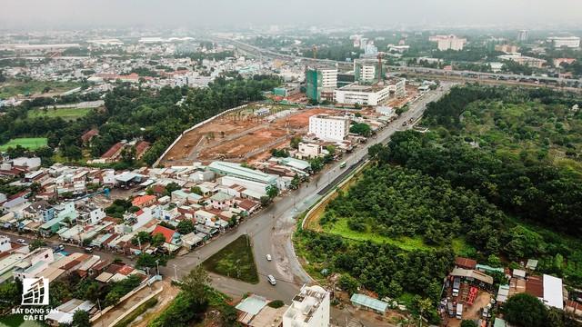 Cận cảnh tiến độ xây dựng dự án bệnh viện 5.800 tỷ đồng, hiện đại bậc nhất tại khu Đông (Tp.HCM) - Ảnh 12.