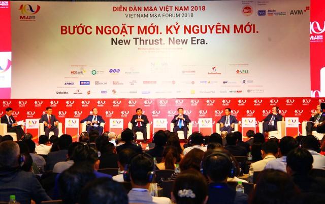 Phó Thủ tướng: Thị trường Việt Nam có nhiều cơ hội cho hoạt động M&A - Ảnh 1.