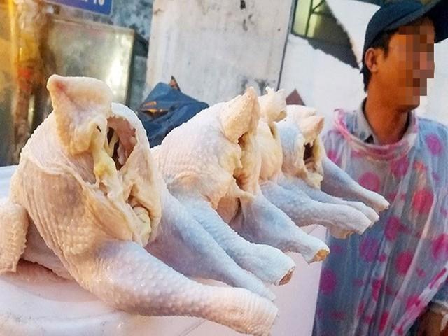 90.000 tấn thịt gà nhập về Việt Nam giá rẻ bèo 23.000 đồng/kg - Ảnh 1.