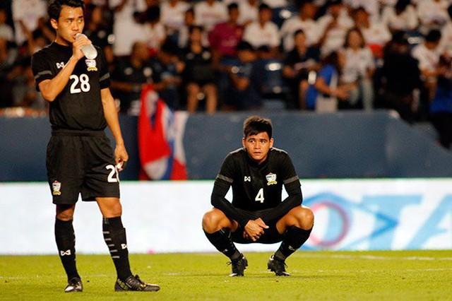 Họa vô đơn chí, U23 Thái Lan khủng hoảng nghiêm trọng trước Asiad - Ảnh 1.