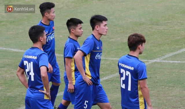 SỐC: U23 Việt Nam chốt danh sách dự ASIAD 2018, Đặng Văn Lâm bị loại - Ảnh 3.