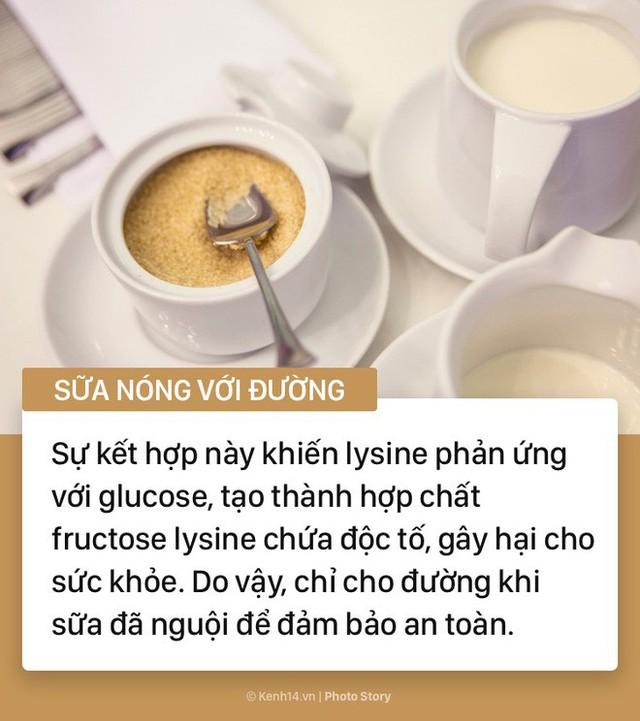 Sữa có rất nhiều tác dụng nhưng cần chú ý những sai lầm sau để bảo vệ sức khỏe - Ảnh 3.