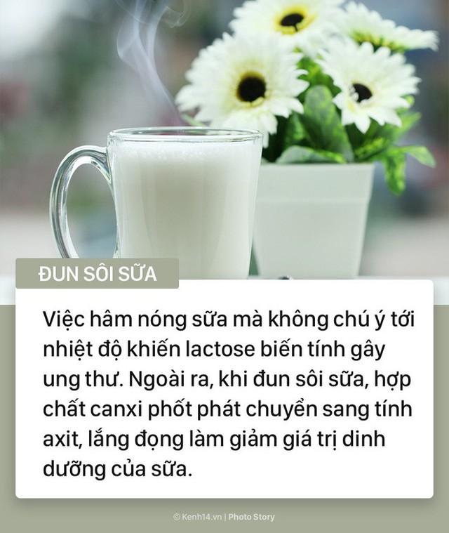 Sữa có rất nhiều tác dụng nhưng cần chú ý những sai lầm sau để bảo vệ sức khỏe - Ảnh 5.