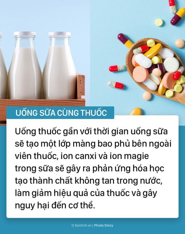 Sữa có rất nhiều tác dụng nhưng cần chú ý những sai lầm sau để bảo vệ sức khỏe - Ảnh 7.