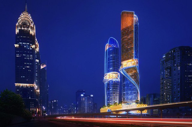Dubai chi 12.800 tỷ để xây dựng khách sạn kết hợp rừng mưa nhiệt đới đầu tiên trên thế giới - Ảnh 2.