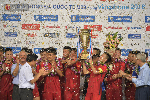 Không phải Xuân Trường, đồng đội bầu Văn Quyết làm đội trưởng Olympic Việt Nam - Ảnh 2.