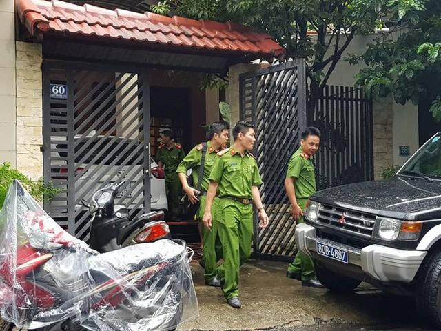 Khám xét nhà riêng nhiều cựu lãnh đạo các đơn vị ở Đà Nẵng vì liên quan Vũ nhôm - Ảnh 1.