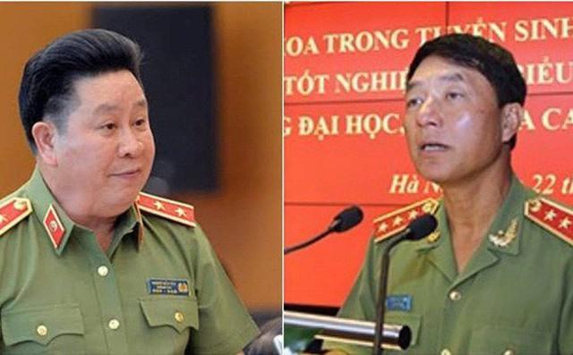 Ông Bùi Văn Thành chính thức mang cấp hàm Đại tá - Ảnh 1.