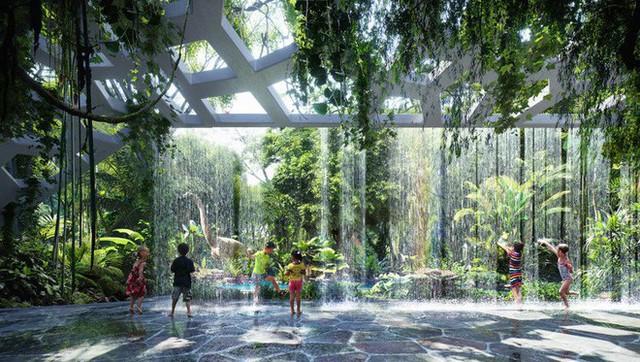 Dubai chi 12.800 tỷ để xây dựng khách sạn kết hợp rừng mưa nhiệt đới đầu tiên trên thế giới - Ảnh 5.
