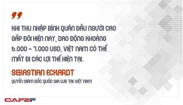 Quyền Giám đốc WB Việt Nam: Những gì chúng ta thấy năm ngoái có thể tiếp diễn năm nay, nền kinh tế tăng trưởng khoảng 6-7% - Ảnh 2.