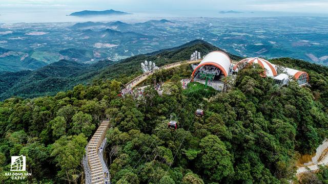 [Clip] Cầu vàng Đà Nẵng nổi tiếng chỉ sau 2 tháng công bố, lọt top 100 điểm đến hoàn hảo nhất địa cầu - Ảnh 3.