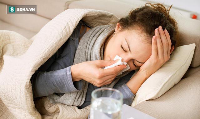 5 điều cấm kỵ khi bị mắc cảm lạnh: Nếu bạn không biết thì bệnh sẽ trở nên trầm trọng hơn - Ảnh 1.