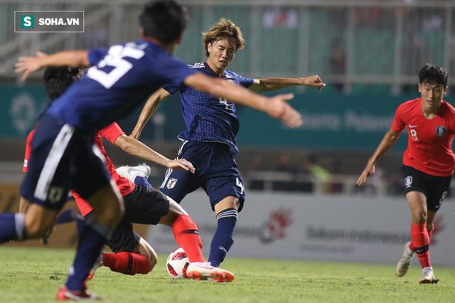 Hạ gục U23 Nhật Bản bằng hiệp phụ, Son Heung-min rạng rỡ bước lên ngôi vô địch - Ảnh 1.