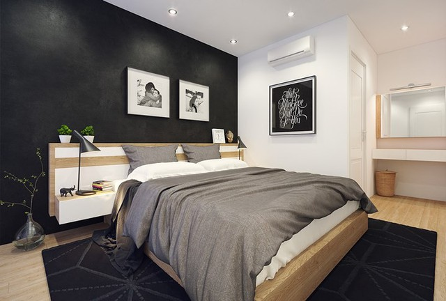 Căn hộ 66 m2 được thiết kế hợp lý cho gia đình 3 thành viên - Ảnh 7.