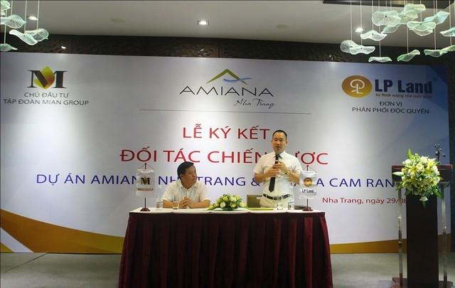 LP Land chính thức trở thành đơn vị phân phối độc quyền dự án Amiana Condotel Nha Trang - Ảnh 2.