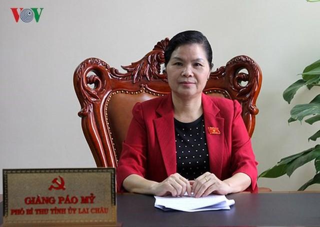 Chân dung nữ Bí thư Tỉnh ủy Lai Châu vừa nhận nhiệm vụ - Ảnh 2.